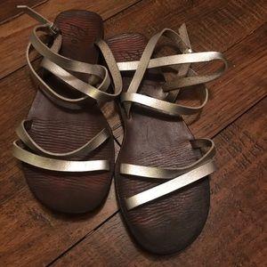 Girls Blowfish Strappy Sandals